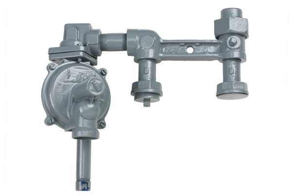 Natural Gas Well Meter : Prefabricated meter installations richards manufacturing